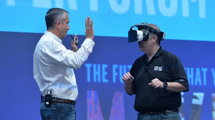 Intel Presents Alloy All-in-One VR