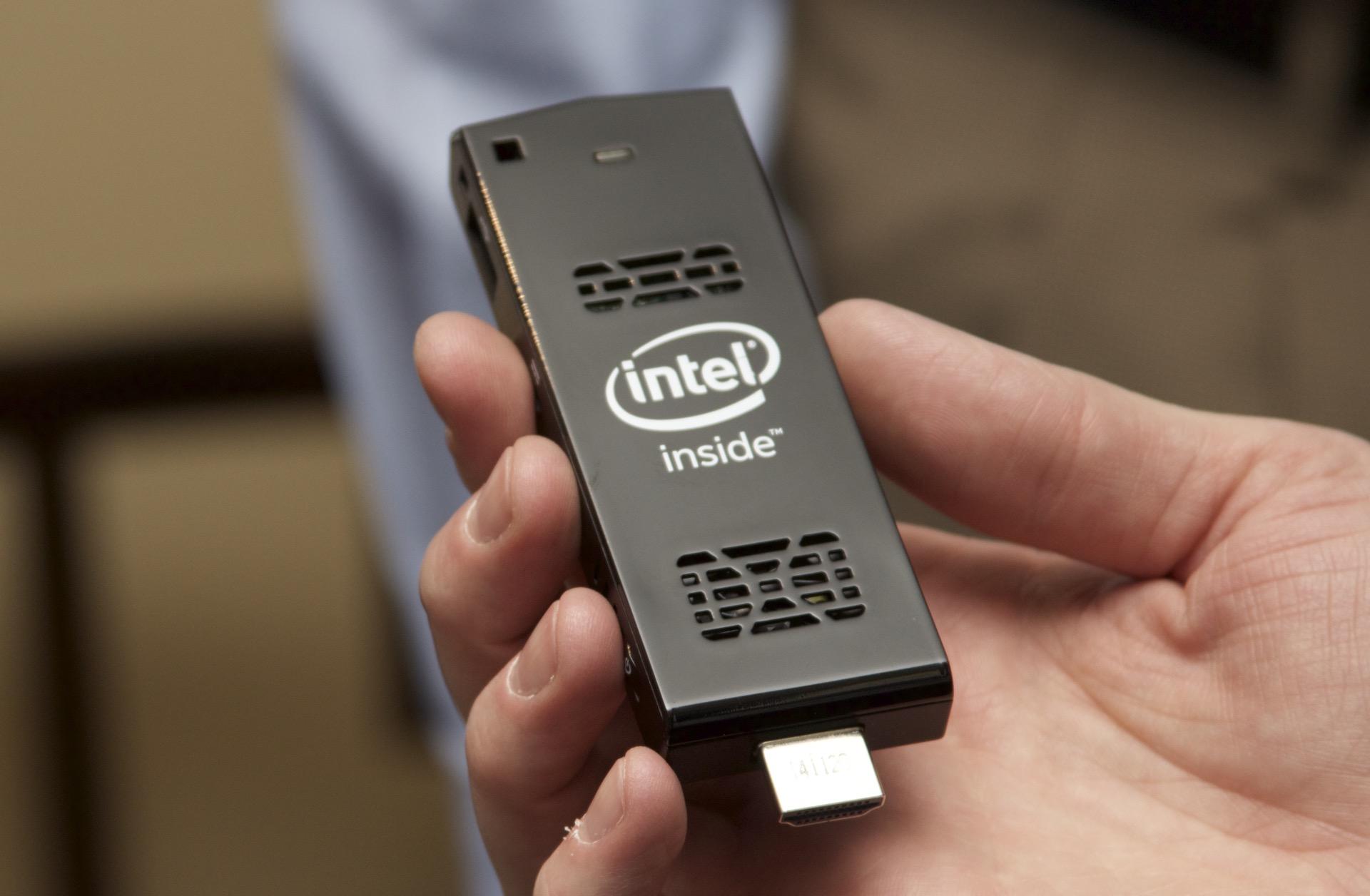 Intel Intros Compute Stick at CES