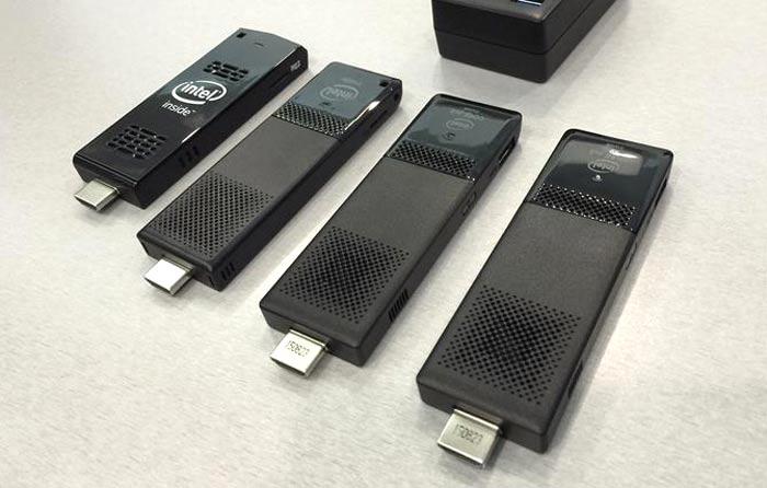 Intel Updates Compute Sticks