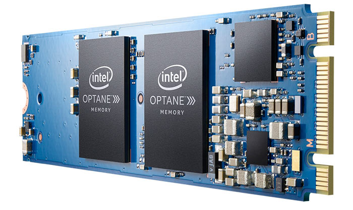 Optane Memory Reaches Desktop PCs