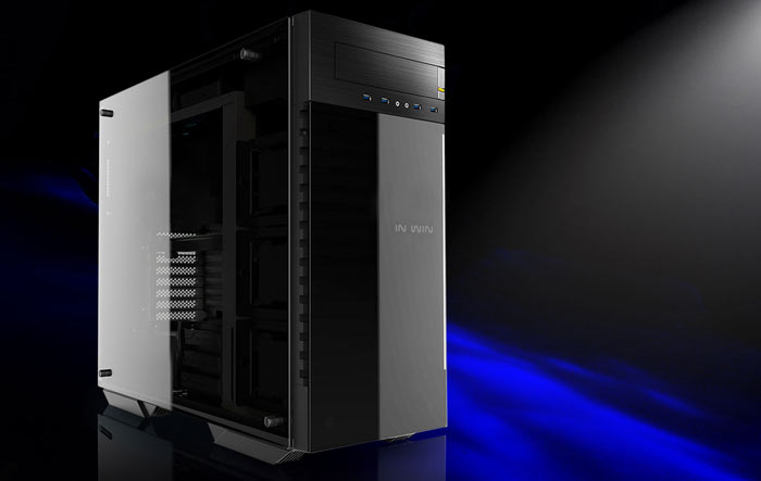 In Win Launches 509 Full Tower Chassis