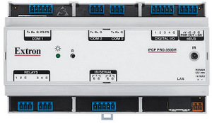 Extron DIN Rail Mountable Control Processor
