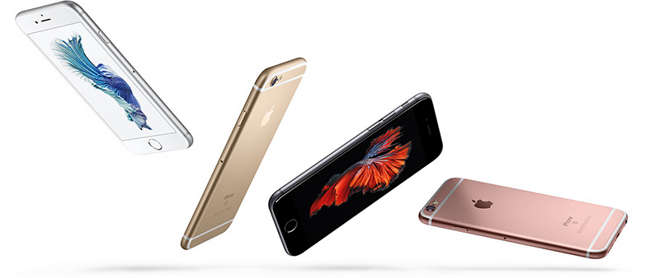 iPhone 6s launch