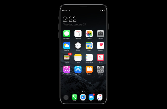 Bloomberg: Bosch Supplies iPhone Sensors