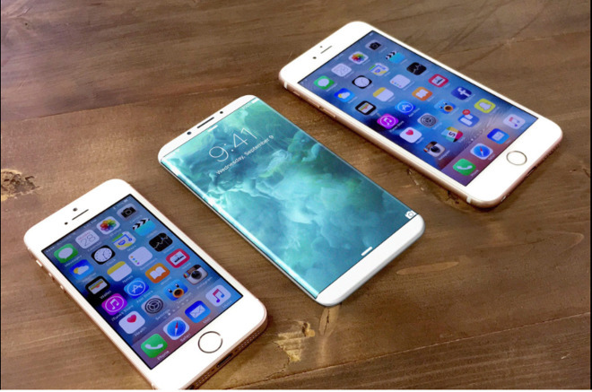 Wistron CEO: Wireless Charging for Next iPhone?