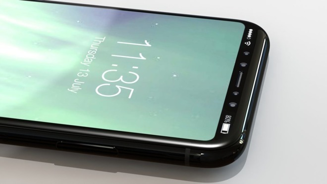 iPhone OLED concept