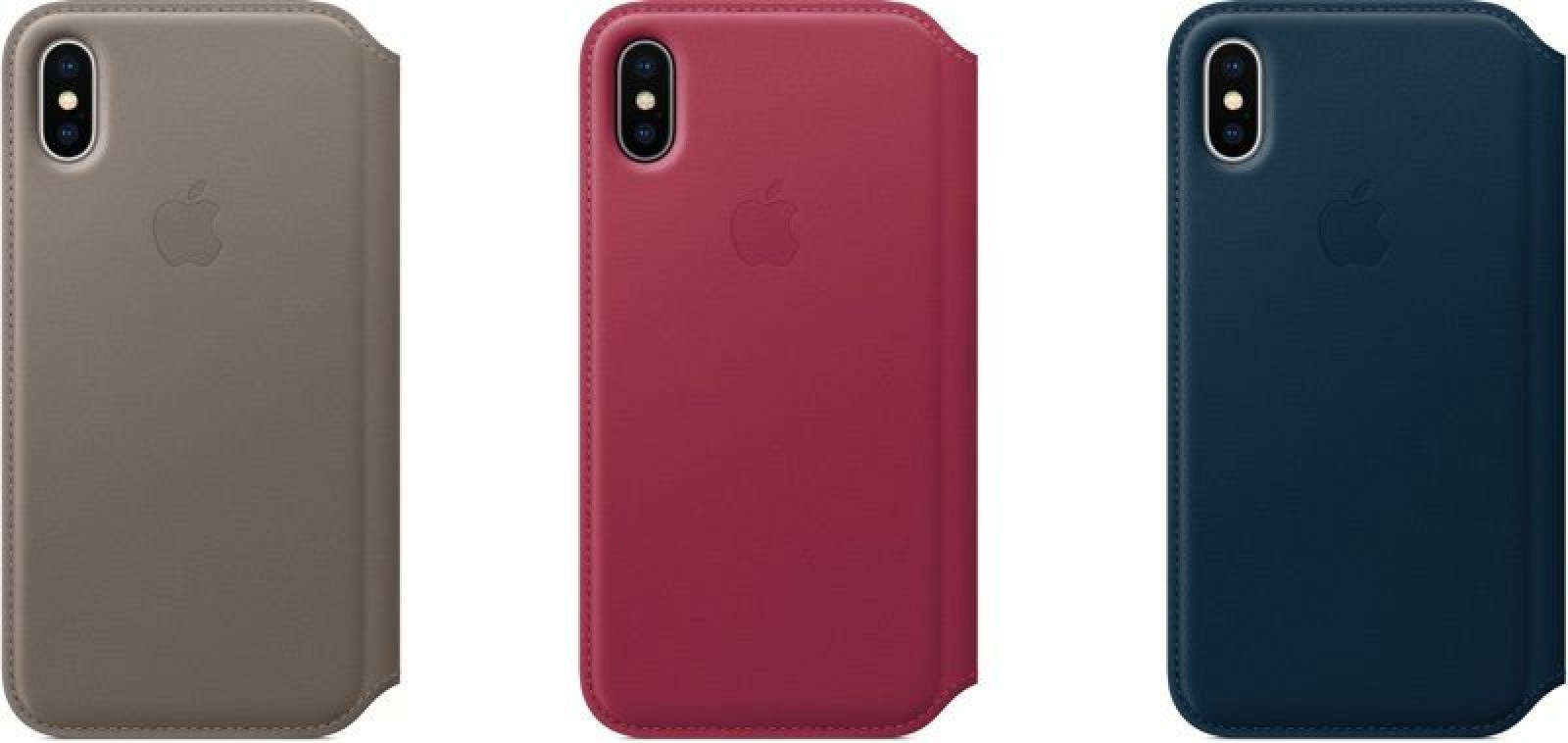 iPhone 8, X Get Official Accessories