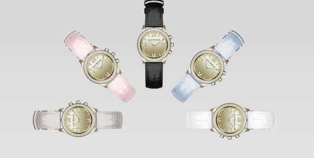 HP Presents Crystal-Clad Women's Smartwatch