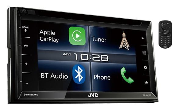 JVC Carplay receiver