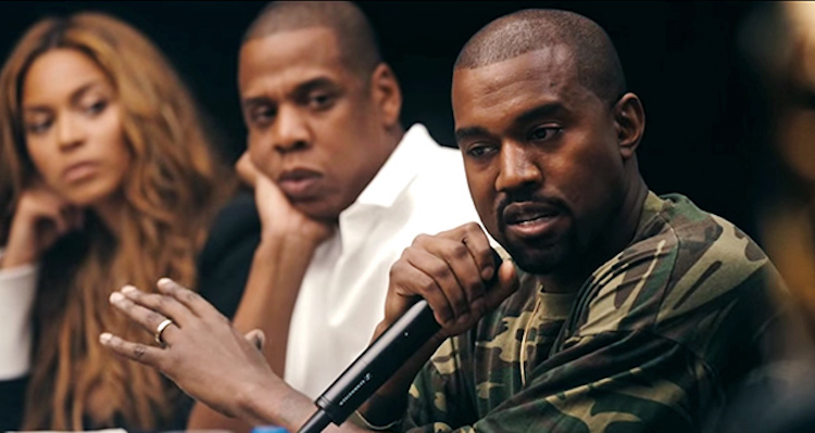 Kanye Urges Apple to Buy Tidal