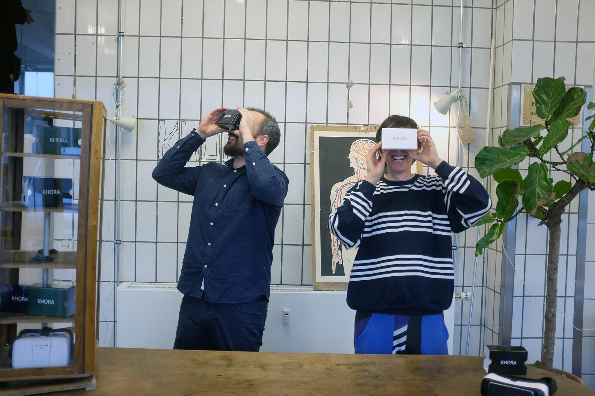 Copenhagen Gets First Virtual Reality Store