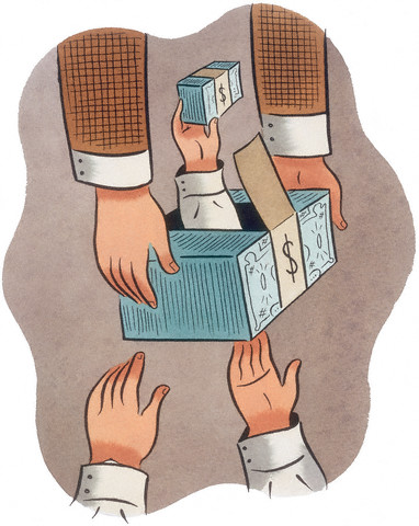 Taking Kickbacks: Vendors ARE Equally Guilty