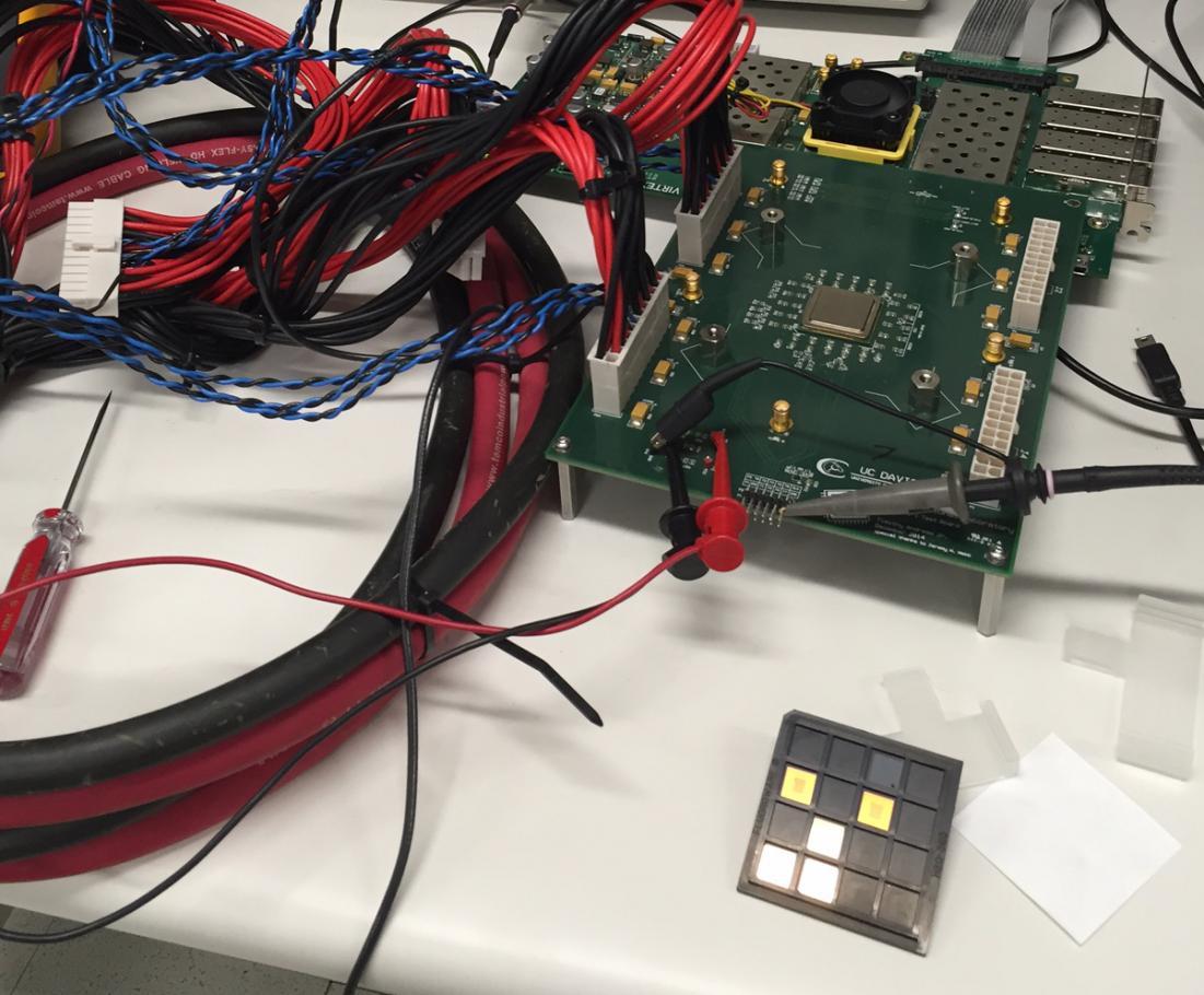 The 1000-Core KiloCore Processor