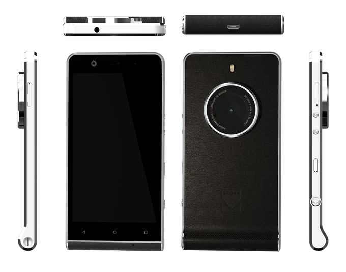 Kodak Brings Ektra Back in Smartphone Form