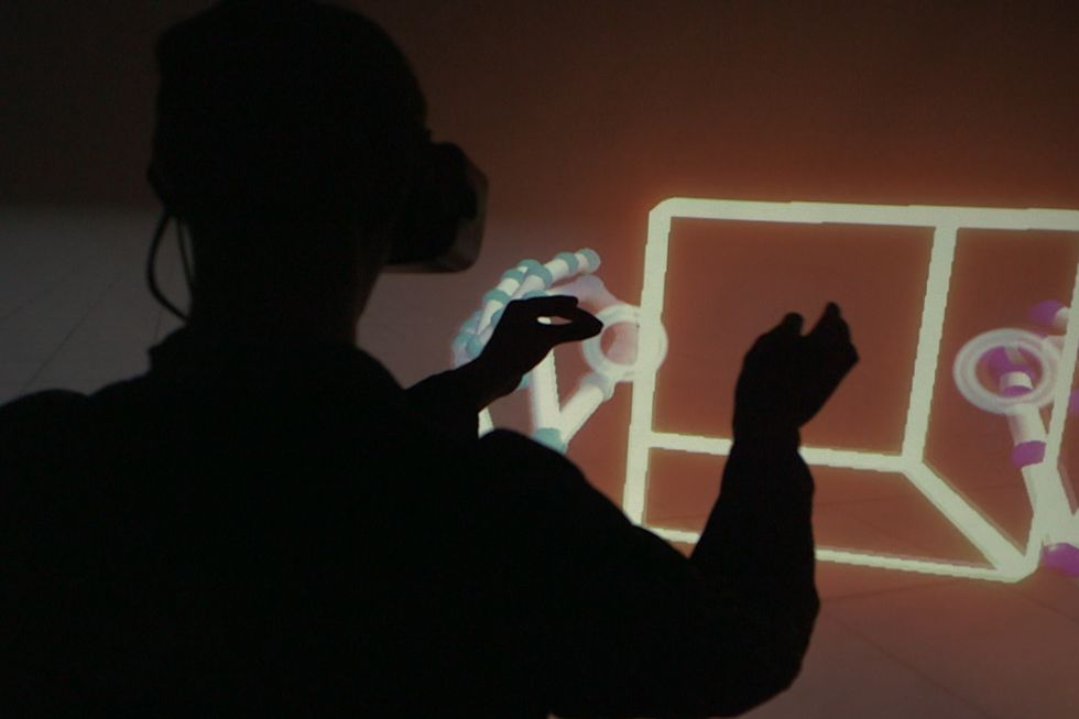Leap Motion Adds Gesture Control to VR