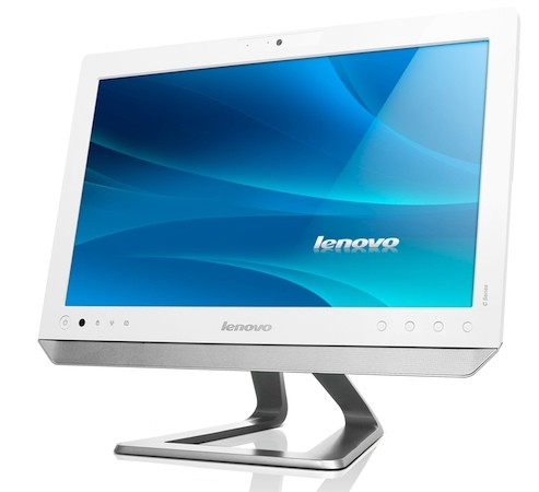 Lenovo Prepares All-in-One PC for Win 8