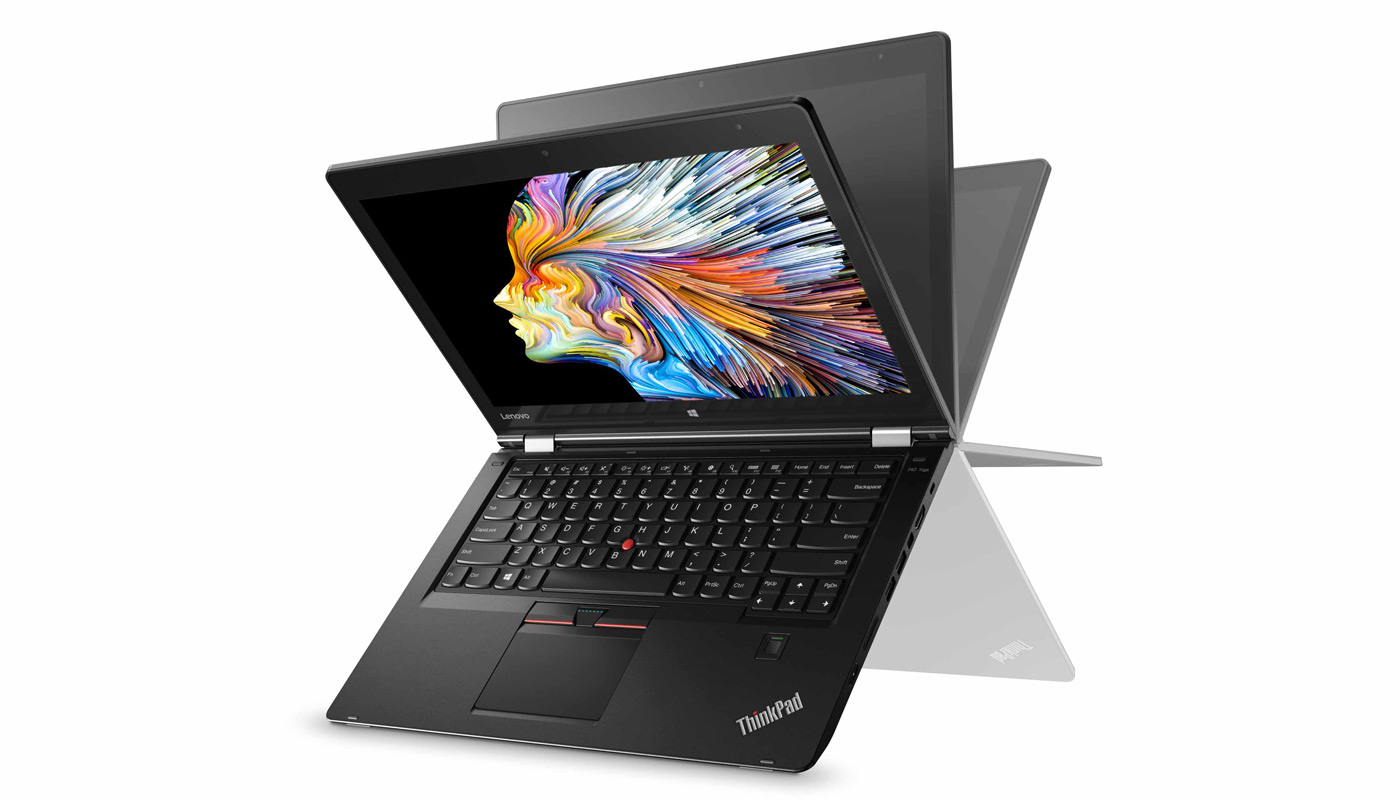 Workstation Performance From ThinkPad P40 Yoga