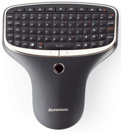 Lenovo Upates PC Keyboard Remote