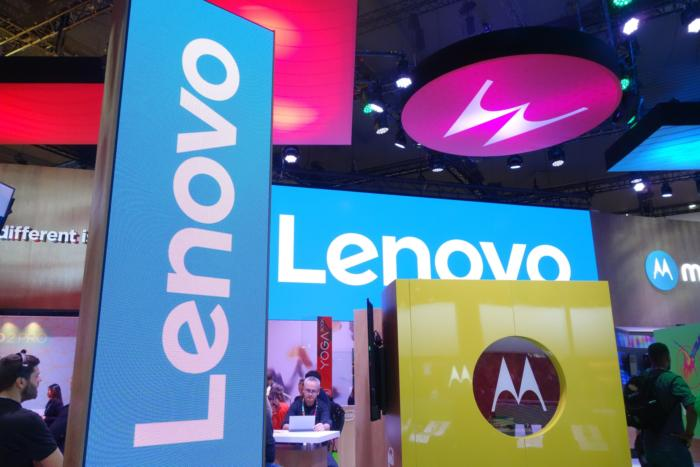 Lenovo launch