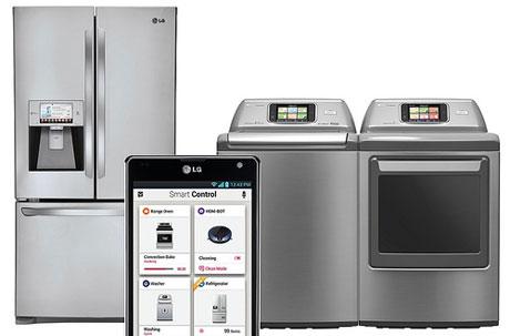 smart appliances