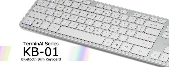 Lian li Presents KB-01, KM-01 Keyboards