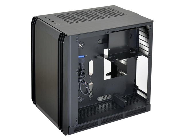 Lian Li Announces PC-Q39 Tempered Glass Chassis