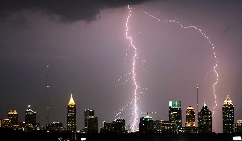 Lightning sstrike