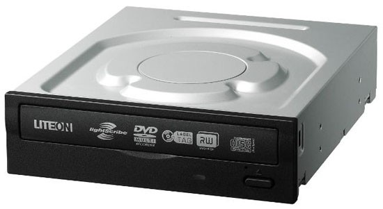 DVD Writing and Label Printing From One Device