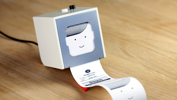 The Little Cloud-Powered Printer