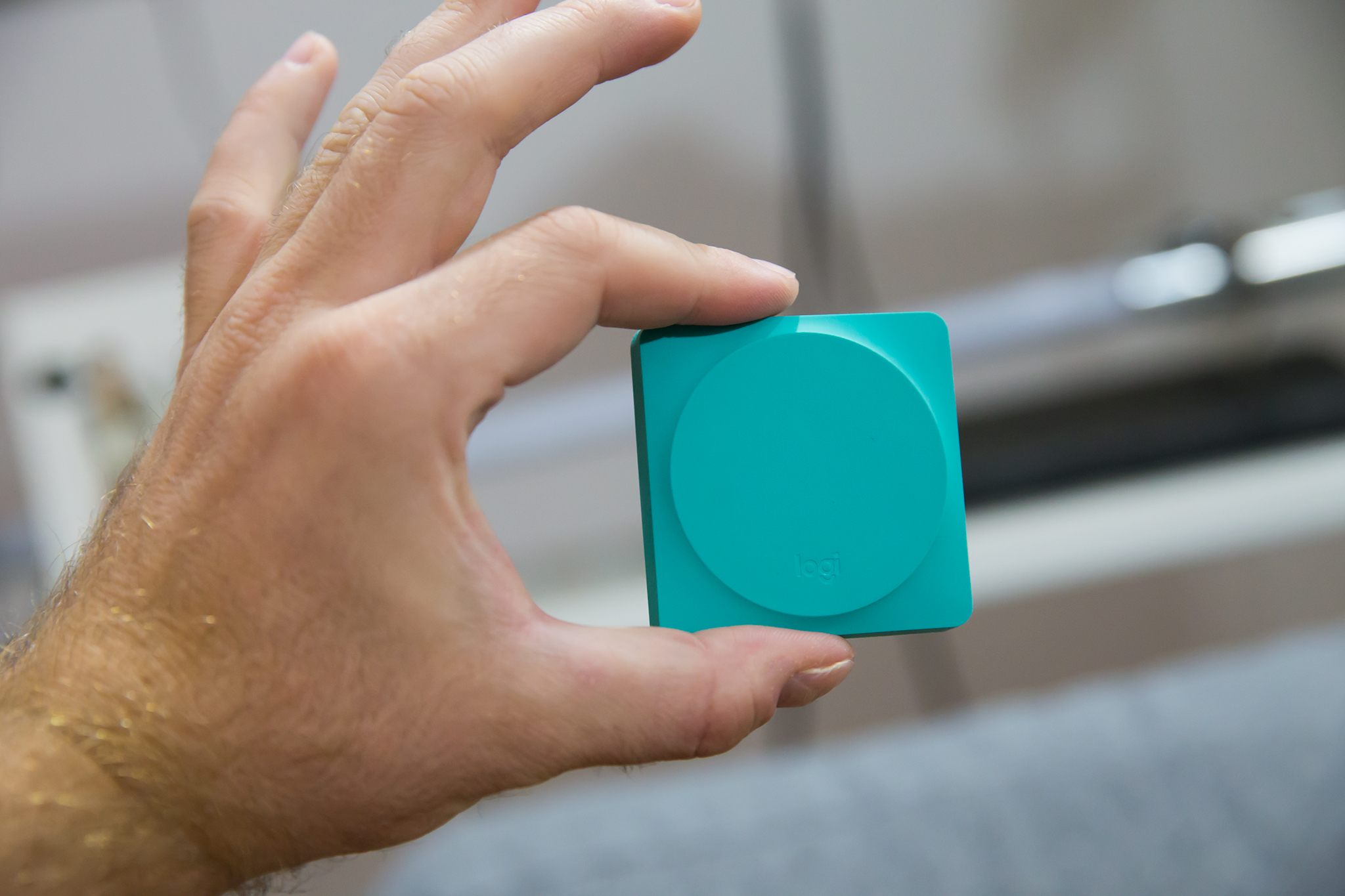Logitech Pop Buttons Get HomeKit