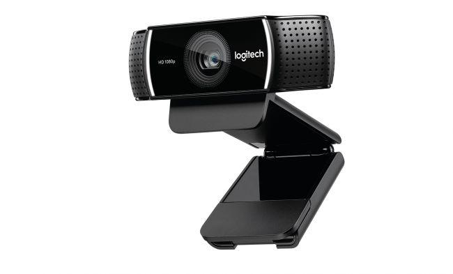 Logitech Presents C922 Webcam