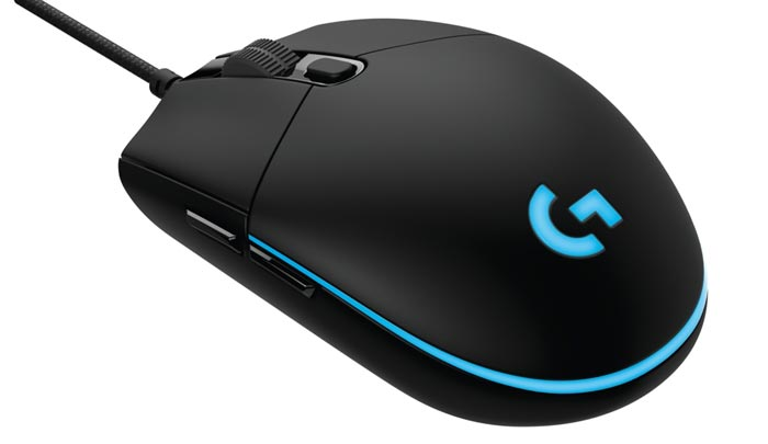 Logitech Intros G Pro Gaming Mouse
