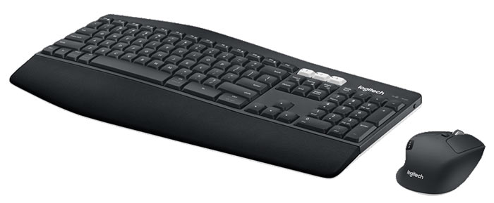 Logitech Intros Performance Keyboard/Mouse Combo