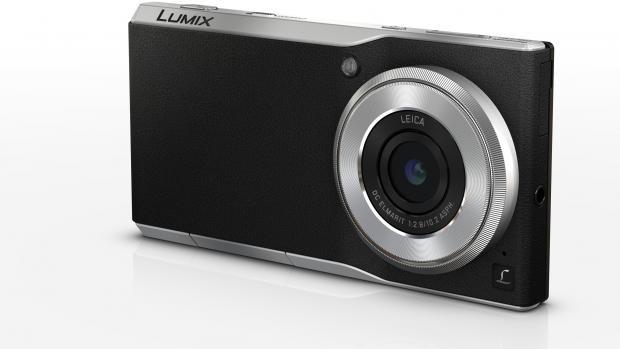Panasonic Launches Camera/Phone Hybrid