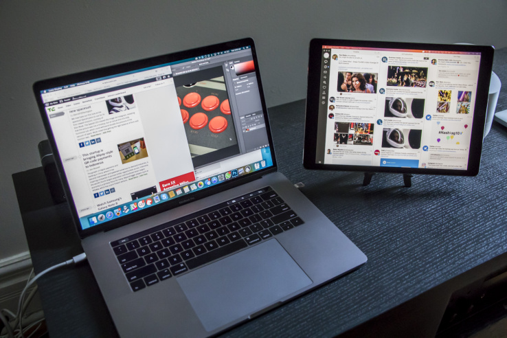 How to Turn the iPad into a 2nd MacBook Display