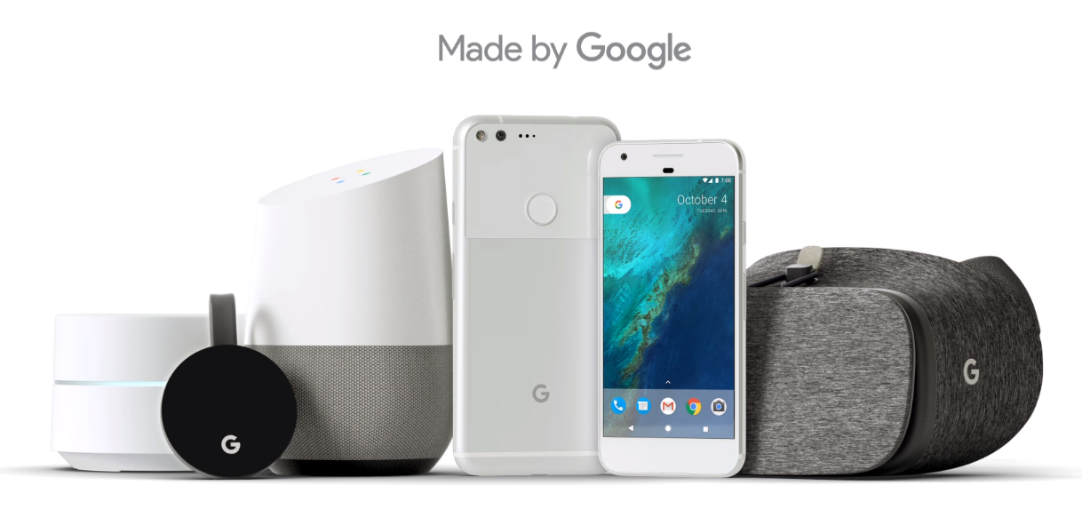Google Brings Nexus to an End With Pixel Phones