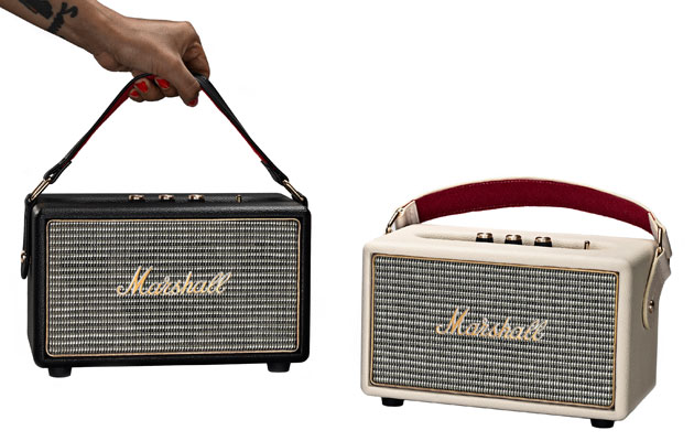 Marshall Intros Kilburn Portable Speaker