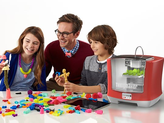 Mattel Brings ThingMaker Back as 3D Printer