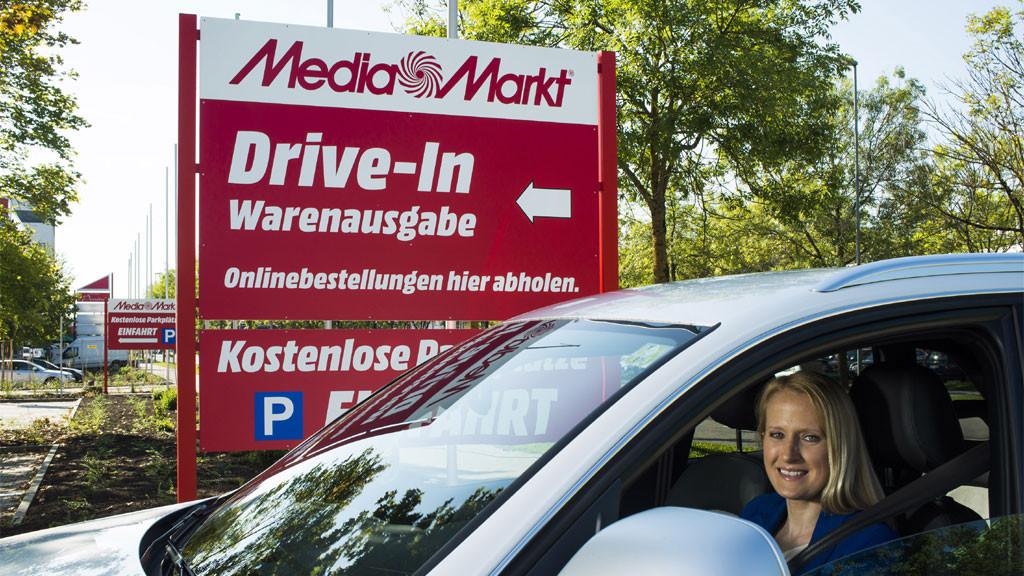Media Markt Trials CE Drive-In