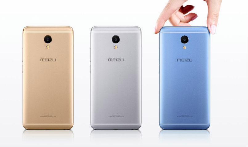 Meizu Intros M5 Note