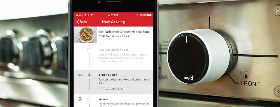 The Stove Gets Connected Smarts