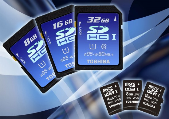 SD Cards With 4K Support