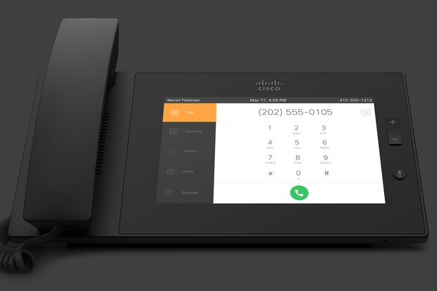 Cisco's Meraki Presents Cloud-Powered Phone