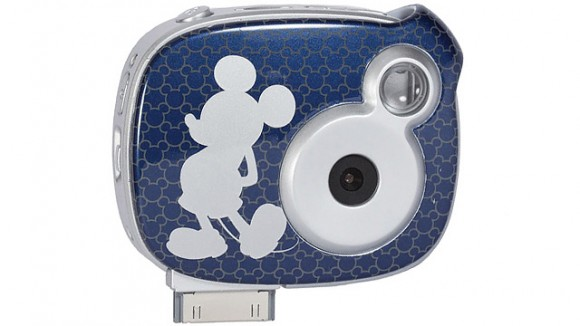 The Disney-Branded iPad Camera