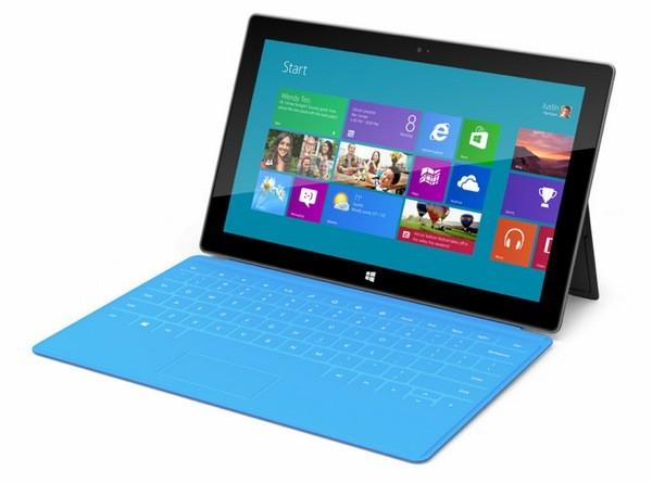 Window RT Tablet