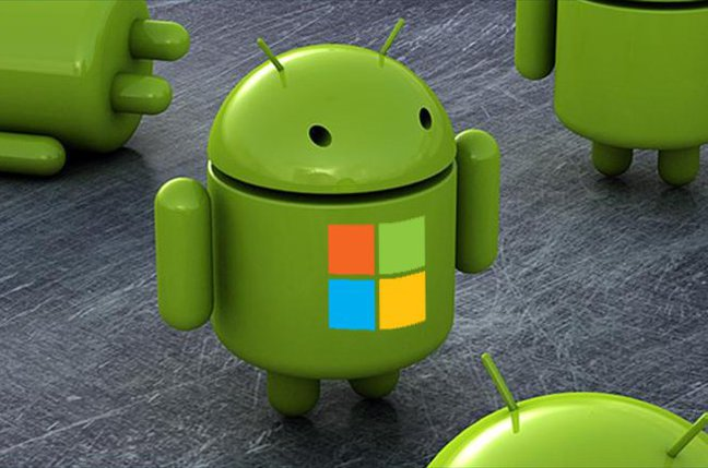 Android Tablets Get Microsoft Apps