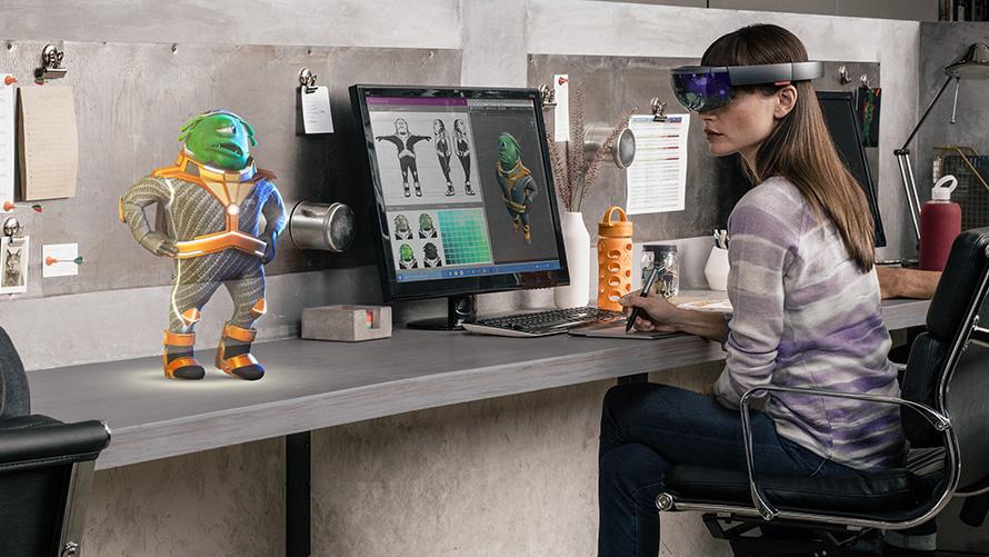 Microsoft Opens European HoloLens Preorders
