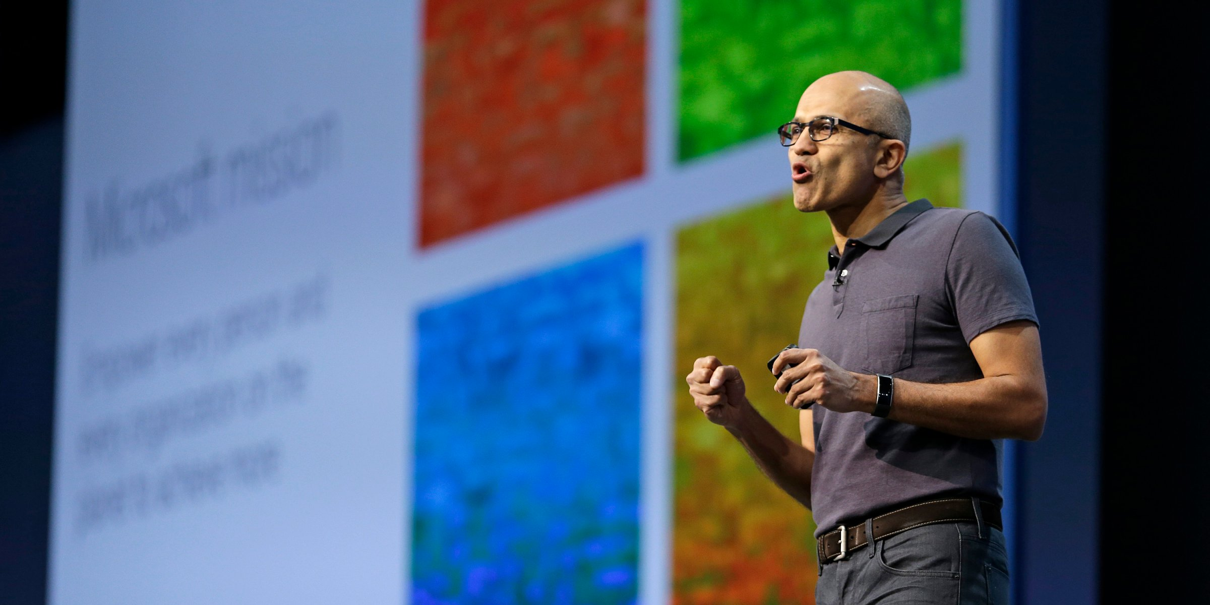 Cloud Drives Microsoft Fiscal Q2 Results