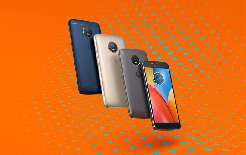 Motorola Adds Big Battery to E4 Plus
