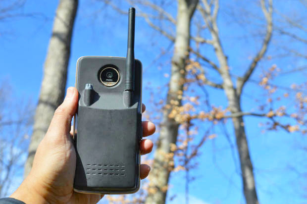 How to Turn the Moto Z into a Walkie Talkie